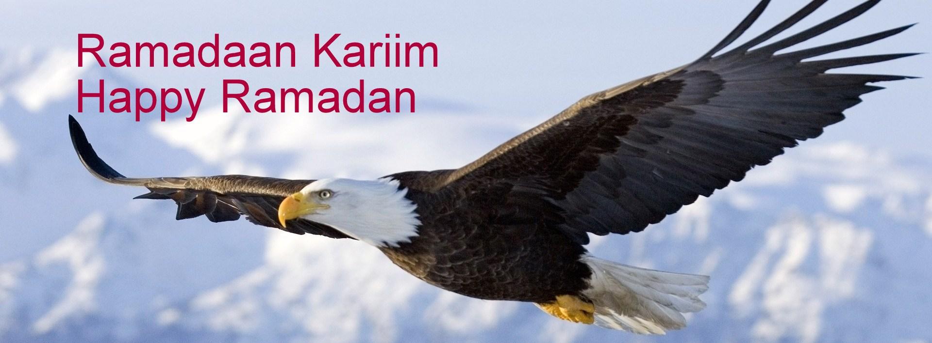 Ramadaan Kariim (Welcoming Ramadan)